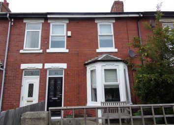3 bed terraced house for sale in Newbiggin Road, Ashington NE63