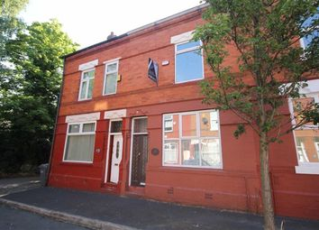 Thumbnail 2 bedroom terraced house for sale in Hannah Street, Longsight, Manchester