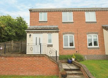 Thumbnail 3 bed semi-detached house for sale in Rosewall Court, Arnold, Nottingham