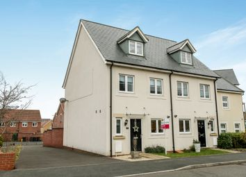 Thumbnail 3 bed semi-detached house for sale in Ramsbury Drive, Old Sarum, Salisbury