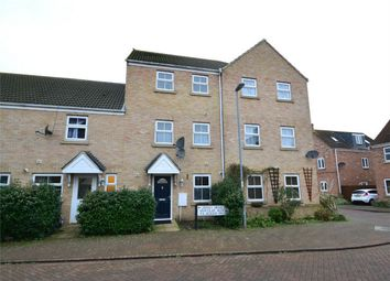 Thumbnail 4 bed town house for sale in Jeffrey Drive, Sapley, Huntingdon, Cambridgeshire