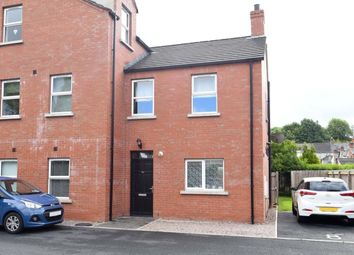 Thumbnail 2 bed terraced house for sale in Victoria Road, Sydenham, Belfast