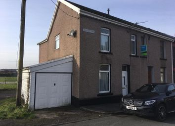 Thumbnail 3 bed end terrace house for sale in Cross Street, Resolven, Neath, Neath Port Talbot.