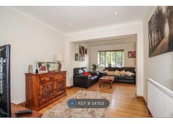 Thumbnail 3 bed semi-detached house to rent in Hallam Gardens, London