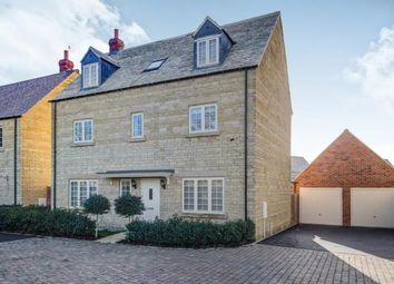 Thumbnail 5 bed detached house for sale in Bluebell Close, Moreton-In-Marsh