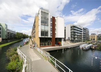 Thumbnail 1 bed flat for sale in Reliance Wharf, Hertford Road