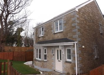 Thumbnail 4 bedroom detached house to rent in Wall Road, Gwinear, Hayle