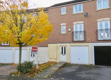 Thumbnail 4 bed town house for sale in Pheasant Way, Cannock