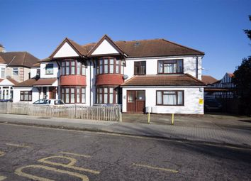 Thumbnail 4 bed flat to rent in Northwick Avenue, Kenton, London