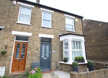 Thumbnail 3 bed terraced house for sale in Camden Grove, Chislehurst, Kent