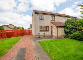 Thumbnail 3 bed semi-detached house for sale in Bankton Park East, Livingston, West Lothian