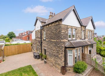 Thumbnail 4 bed semi-detached house for sale in Hollyshaw Lane, Whitkirk, Leeds