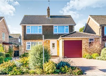 Thumbnail 3 bed detached house for sale in Broad Green Avenue, Burgess Hill