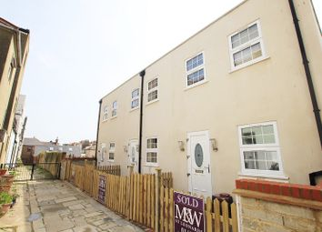 Thumbnail 2 bedroom semi-detached house for sale in 9 Market Passage, St. Leonards-On-Sea, East Sussex.