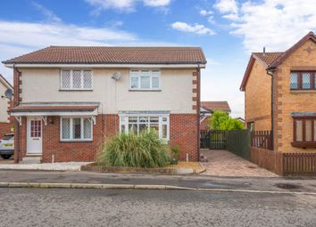Thumbnail 2 bedroom semi-detached house for sale in 22 Blackchapel Close, Newcraighall, Edinburgh