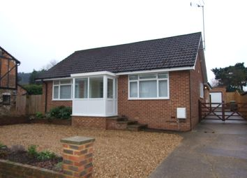 Thumbnail 3 bed detached bungalow to rent in Station Road, Bow Brickhill