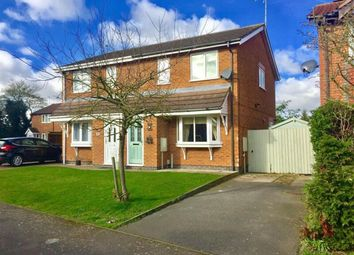 Thumbnail 3 bed semi-detached house for sale in Ascot Drive, Grantham