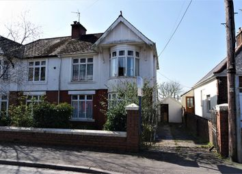 Thumbnail 3 bed semi-detached house for sale in Waun Bant Road, Kenfig Hill, Bridgend, Mid Glamorgan
