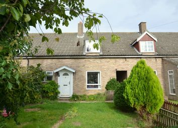 Thumbnail 3 bedroom terraced house for sale in Burrough Green, Newmarket