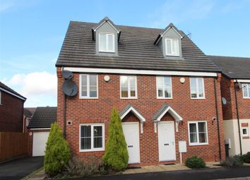 Thumbnail 3 bed property for sale in Jefferson Way, Coventry