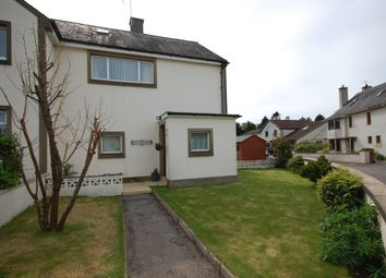 Thumbnail 2 bed semi-detached house for sale in Fleurs Place, Elgin