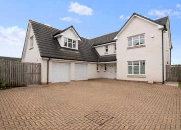 Thumbnail 6 bedroom detached house for sale in Culdee Grove, Dunblane, Perthshire