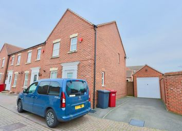 Thumbnail 3 bed end terrace house to rent in Sharman Row, Slough