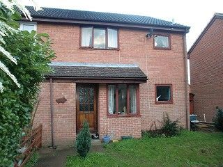 Thumbnail 1 bed link-detached house to rent in Abingdon, Oxfordshire