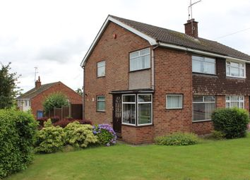 Thumbnail 3 bed semi-detached house for sale in Goodere Avenue, Polesworth, Tamworth