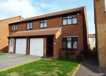 Thumbnail 3 bed semi-detached house for sale in Melrose Close, Southsea