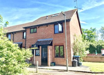 Thumbnail 1 bed end terrace house to rent in Barnfield Way, Oxted, Surrey