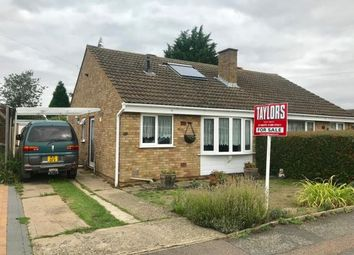 Thumbnail 2 bed bungalow for sale in Reynolds Drive, Little Paxton, St. Neots, Cambridgeshire