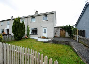 Thumbnail 3 bed terraced house for sale in Darragh Road, Comber, Newtownards