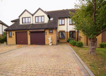Thumbnail 4 bedroom terraced house for sale in Fitzwarren, Shoeburyness