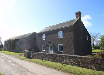 Thumbnail 3 bed farmhouse for sale in St. Owens Cross, Hereford