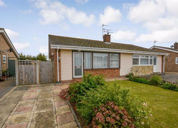 Thumbnail 2 bed semi-detached bungalow for sale in Marshall Crescent, Broadstairs, Kent