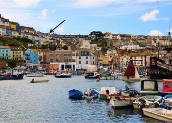 Thumbnail 3 bed terraced house for sale in St. Peters Terrace, Elkins Hill, Brixham