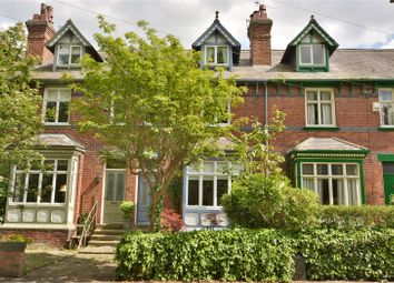 Thumbnail 4 bed terraced house for sale in Norfolk Terrace, Chapel Allerton, Leeds