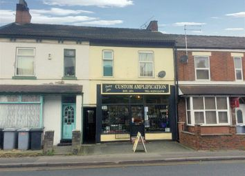 Thumbnail Retail premises for sale in Edleston Road, Crewe, Cheshire