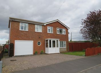 Thumbnail 3 bed detached house for sale in Orchard Close, Saracens Head, Spalding