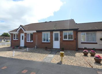 Thumbnail 1 bed terraced bungalow for sale in Deacon Close, Exeter, Devon