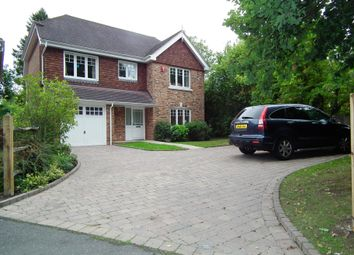 Thumbnail 5 bed detached house to rent in Kesters, Trumpsgreen Road, Virginia Water, Surrey