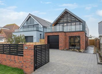 Thumbnail 4 bedroom detached house for sale in Marine Drive, West Wittering