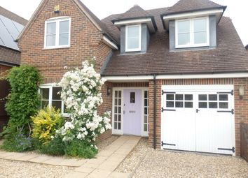 Thumbnail 4 bed detached house to rent in Cold Ash Hill, Thatcham