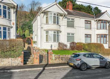 Thumbnail 3 bed semi-detached house for sale in Park Drive, Skewen, Neath