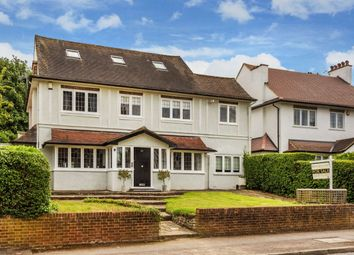 Thumbnail 5 bedroom detached house for sale in Cornwall Road, Cheam, Sutton