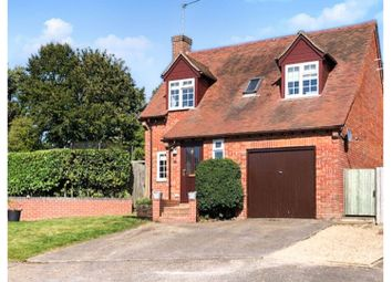 Thumbnail 3 bed detached house for sale in Fir Tree Paddock, West Ilsley