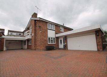 Thumbnail 5 bedroom detached house for sale in Hatherleigh Road, Leicester
