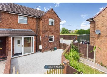 Thumbnail 3 bed semi-detached house to rent in St. Martins Road, Talke Pits, Stoke-On-Trent