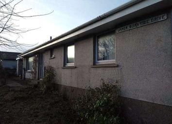 Thumbnail 3 bedroom bungalow for sale in Upper Burnside Drive, Thurso